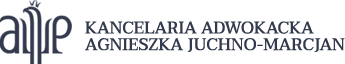 Kancelaria Adwokacka Szczecin – Adwokat Agnieszka Juchno-Marcjan Logo