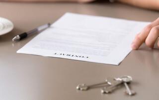 Wypowiedzenie umowy najmu lokalu na czas określony